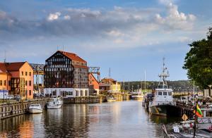 Quite_summer_evening_in_the_port_city_Klaipeda