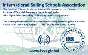 VHF ISSA1